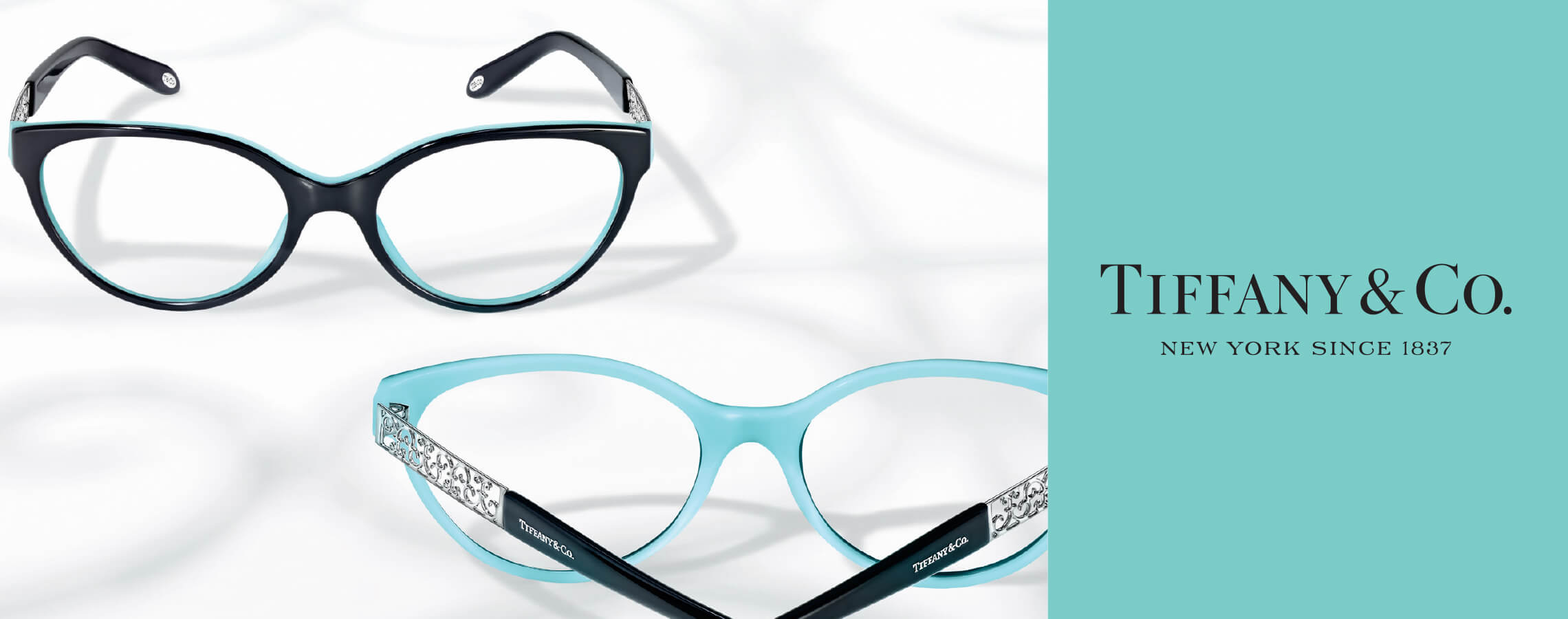 Tiffany & Co. Eyewear | James Read Opticians