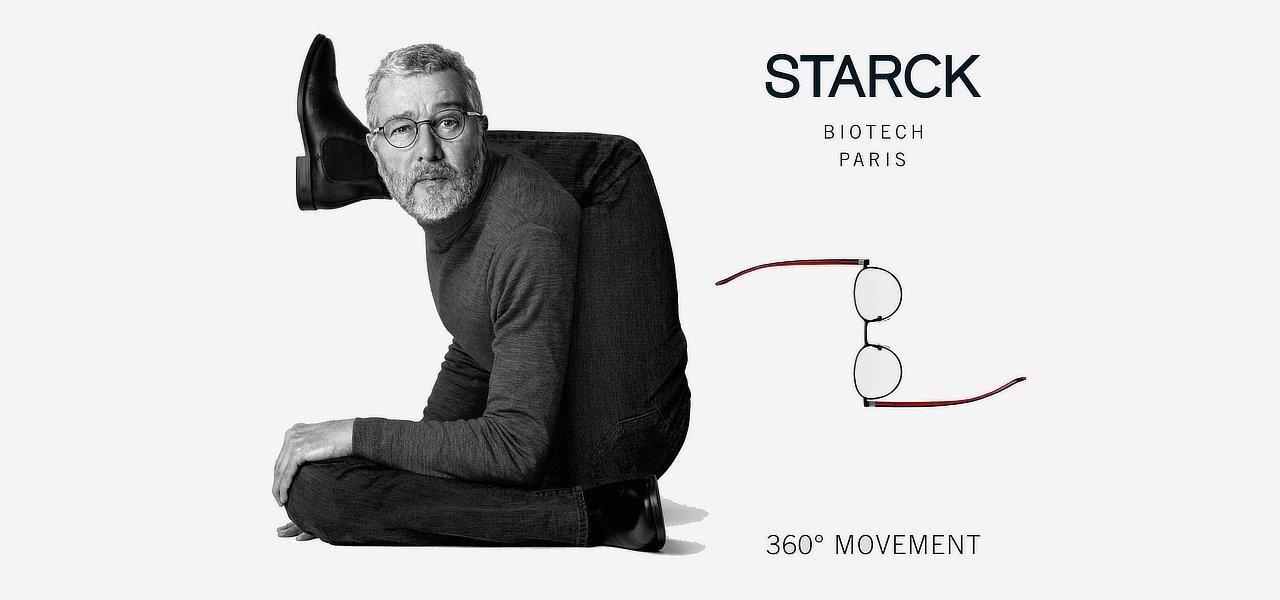 starck eyewear hero image