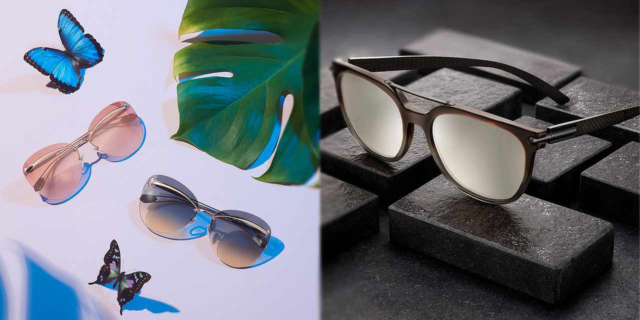 bulgari eyewear hero image